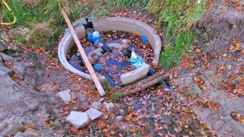 Mühlenhof Wittenwater - Neuanlage